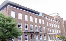 Q.U.B David Kerr Building Belfast